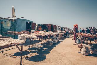 Eva Stadler, Usbekistan: Market on the pass (Uzbekistan, Asia)