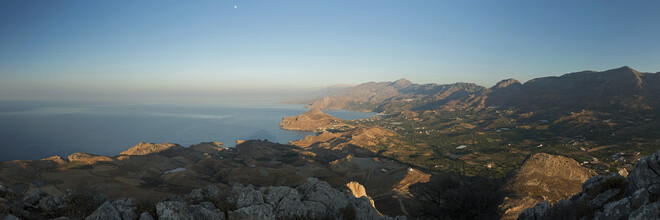 Alexander Keller, Morgenstimmung an der Südküste Kretas (Griechenland, Europa)