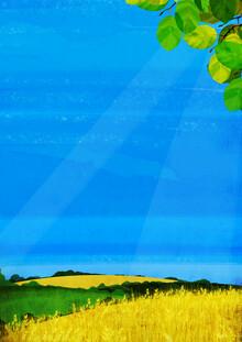 Katherine Blower, Blue Sky (Großbritannien, Europa)