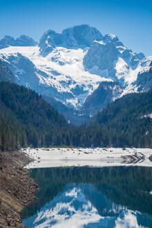 Martin Wasilewski, Dachstein mit Gletscher (Österreich, Europa)
