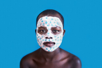 Victoria Knobloch, Blue (Uganda, Africa)