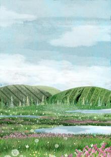 Katherine Blower, Green land (Großbritannien, Europa)