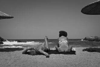 Theresa Breuer, Strandlust (Griechenland, Europa)