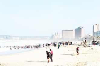 Karin Schiel, Durban Beach (South Africa, Africa)
