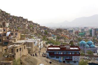 Theresa Breuer, Kabul (Afghanistan, Asien)