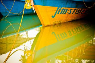 Karin Schiel, Khaolak - Boats I (Taiwan, Asia)