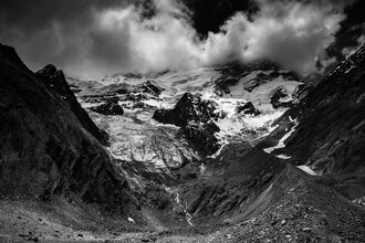 Michael Wagener, Gletscher am Manali Leh Highway (Indien, Asien)