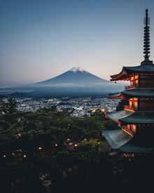Dimitri Luft, Fujiyama (Japan, Asien)