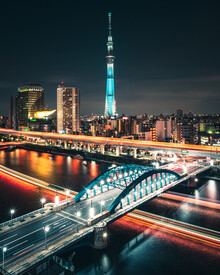 Dimitri Luft, Tokyo Skytree (Japan, Asia)