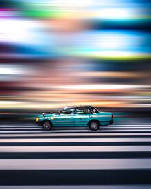 Dimitri Luft, fast, faster (Japan, Asien)