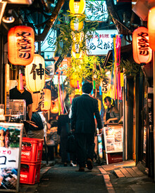 Dimitri Luft, busy stranger (Japan, Asien)