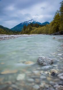 Felix Baab, Ammer - Bergfluss (Deutschland, Europa)