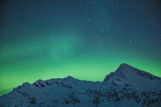 Sebastian Worm, Glowing mountain (Norwegen, Europa)