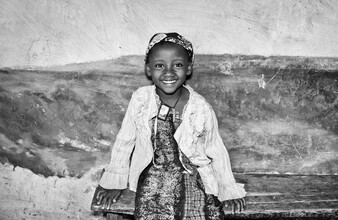 Victoria Knobloch, Little girl in Jinka (Ethiopia, Africa)