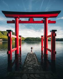 Dimitri Luft, Hakone Shrine (Japan, Asia)