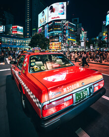 Dimitri Luft, Japanese Taxi (Japan, Asia)