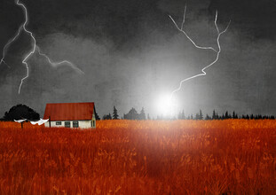 Katherine Blower, Lightning Strike (Großbritannien, Europa)
