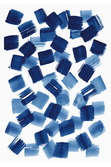 Cristina Chivu, Abstract Brushstrokes No. 1 (Großbritannien, Europa)