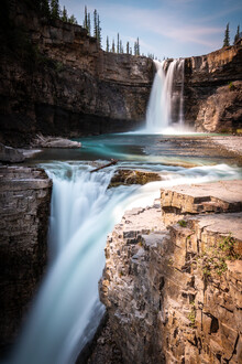 Christoph Schaarschmidt, crescent falls (Kanada, Nordamerika)
