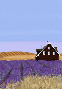 Katherine Blower, Lavender Home (United Kingdom, Europe)