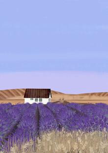 Katherine Blower, lavender Cottage (Großbritannien, Europa)