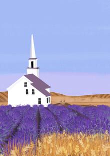 Katherine Blower, Lavender Church (Großbritannien, Europa)