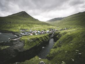 Silvan Schlegel, Fischerdorf (Färöer Inseln, Europa)