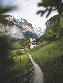Silvan Schlegel, Lauterbrunnen (Switzerland, Europe)
