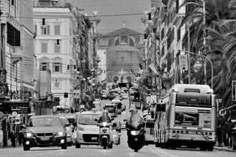 Michael Schaidler, City Life (Italy, Europe)