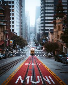 André Alexander, Cable Car (United States, North America)