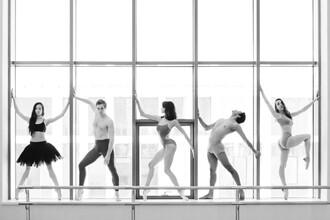 Klaus Wegele, Fünf im Fenster (Kazakhstan, Afrika)