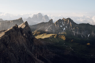 Lina Jakobi, Bergpanorama (Italien, Europa)