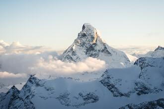 Lina Jakobi, Das Matterhorn (Schweiz, Europa)