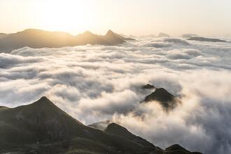 Lina Jakobi, Sea of Clouds (Italy, Europe)