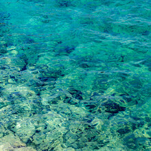 Courtney Crane, Abstract Sea (Griechenland, Europa)