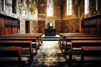 Sascha Faber, God has left us all (Belgien, Europa)