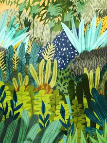 Uma Gokhale, Wild Jungle II (Indien, Asien)