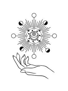 Uma Gokhale, I Rule The Sun, The Moon & All The Stars (Indien, Asien)