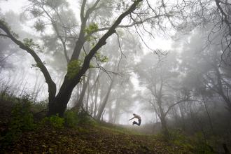 Jakob Berr, Los Padres National Forest, California, USA (Vereinigte Staaten, Nordamerika)