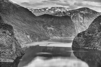 Mikolaj Gospodarek, Fjord, Norwegen (Norwegen, Europa)