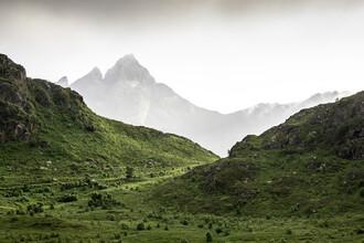 Sebastian Worm, Lofoten Landscape (Norwegen, Europa)