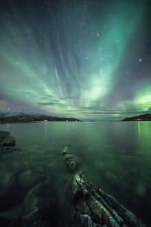 Sebastian Worm, Nordlichtküste (Norwegen, Europa)
