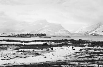 Victoria Knobloch, Winterlandscape in Norway (Norwegen, Europa)