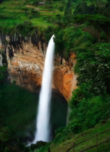 Jürgen Machulla, Sipi Falls in Uganda (Uganda, Africa)