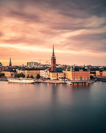 30 seconds in Stockholm - fotokunst von Dimitri Luft