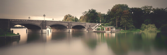 Dennis Wehrmann, Krugkoppelbrücke Hamburg (Germany, Europe)