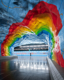 Dimitri Luft, rainbow wave (Sweden, Europe)