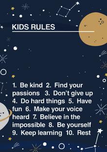Frankie Kerr-Dineen, Kids Rule (Großbritannien, Europa)