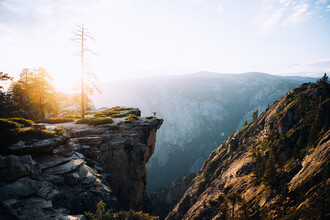 André Alexander, Taft Point (United States, North America)