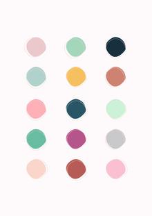 Frankie Kerr-Dineen, Colour Palette (United Kingdom, Europe)